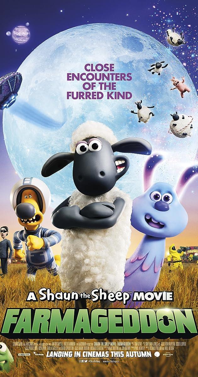 A Shaun The Sheep Movie Farmageddon 2019 Trivia Imdb