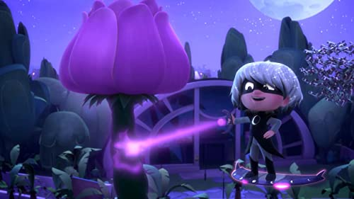 Pj Masks: Owlette And The Moonflower