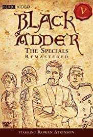 Blackadder: The Cavalier Years Poster