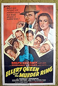 Primary photo for Ellery Queen and the Murder Ring