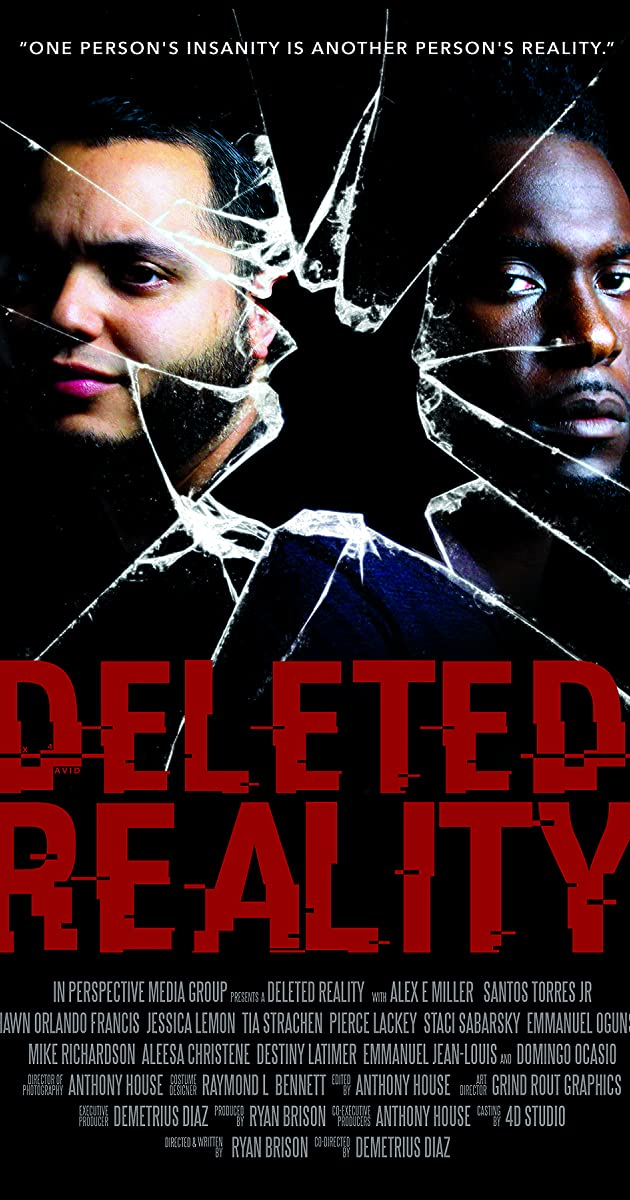Download Deleted Reality or watch streaming online complete episodes of  Season 1 in HD 720p 1080p using torrent
