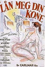 Lån meg din kone (1958) Poster - Movie Forum, Cast, Reviews