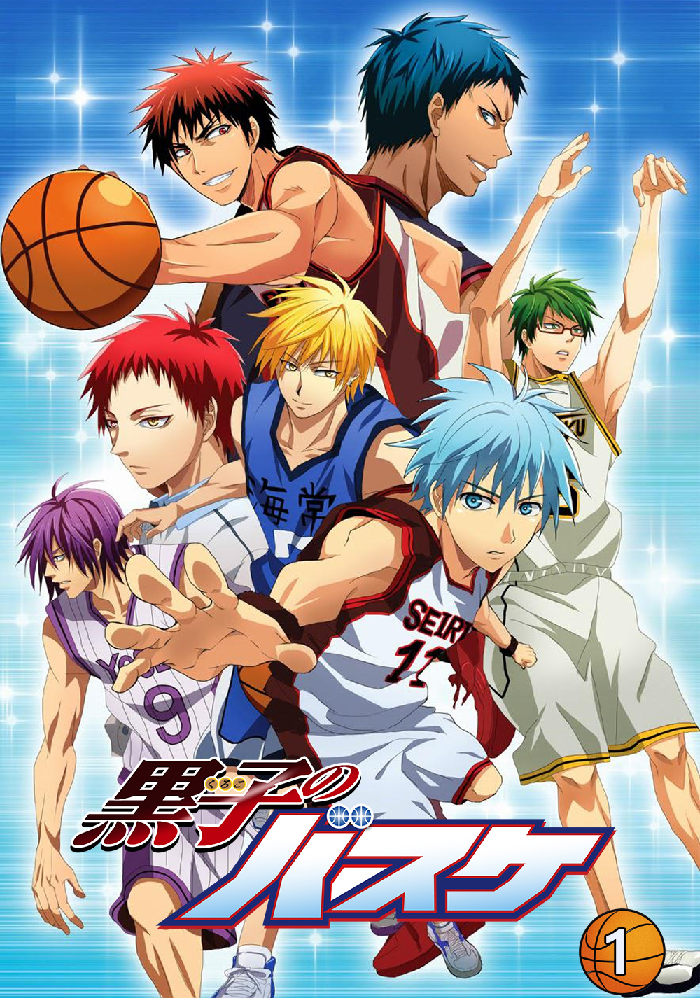 Kuroko S Basketball Tv Series 2012 2015 Imdb
