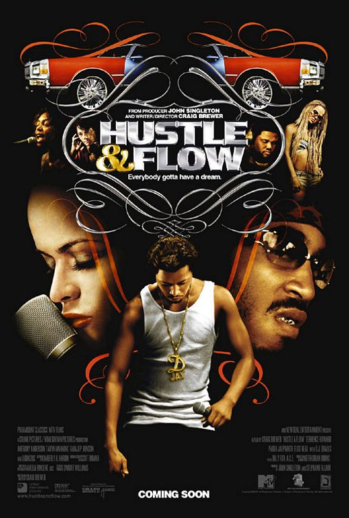 Hustle & Flow (2005) BluRay 480p, 720p & 1080p