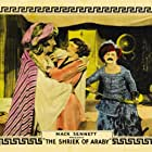 Kathryn McGuire, Charles Stevenson, and Ben Turpin in The Shriek of Araby (1923)