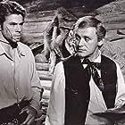 Horst Frank and Dan Vadis in Die Flußpiraten vom Mississippi (1963)