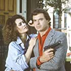 Robert Urich and Barbara Stock in Spenser: For Hire (1985)