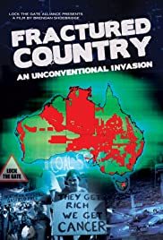 Fractured Country: An Unconventional Invasion Poster