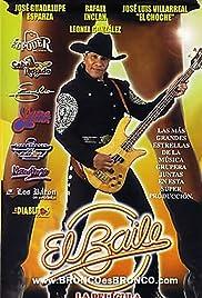 El baile Poster