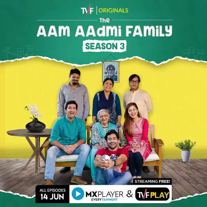 The Aam Aadmi Family (2019) Season 3