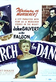 Search for Danger Poster