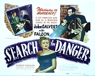 Hollywood movie to download Search for Danger by Jack Bernhard [BRRip]