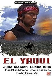 El Yaqui Poster
