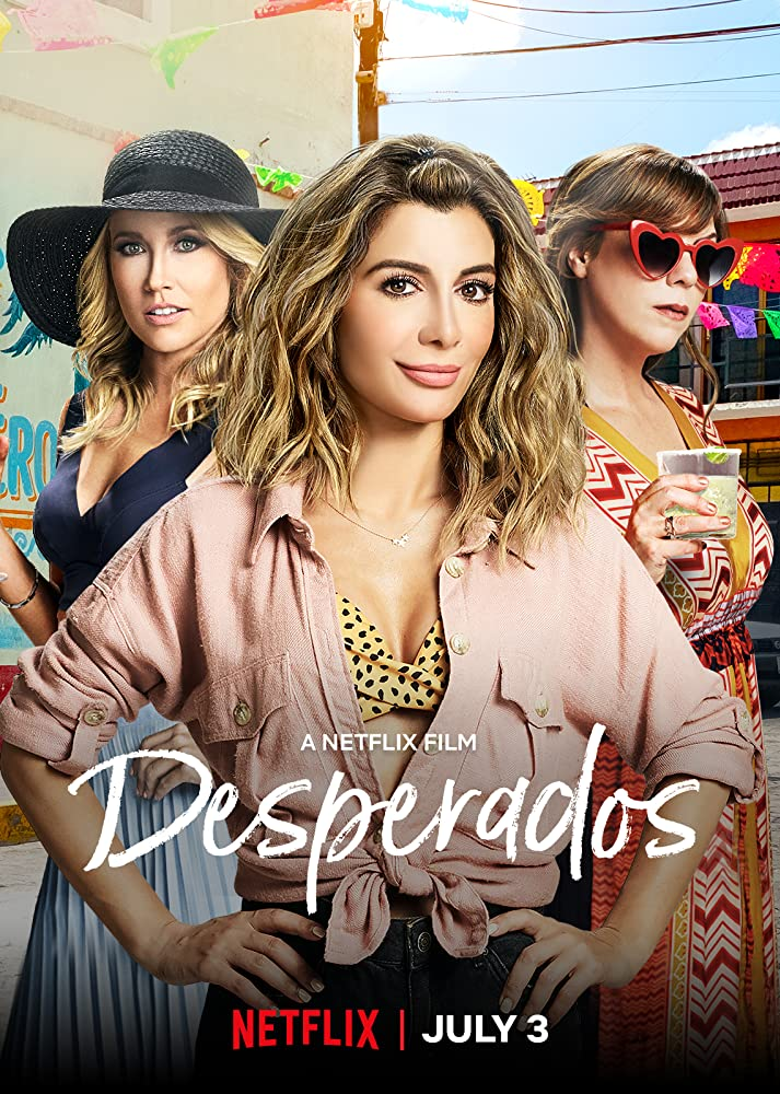 Desperados 2020 English Full Movie 720p HDRip 800MB ESubs Download