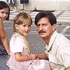 Miro Noga and Klárka Tláskalová in Ranc U Zelené sedmy (1996)