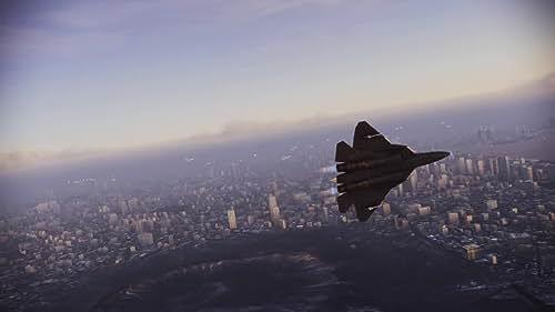 Ace Combat Infinity: The New Skies