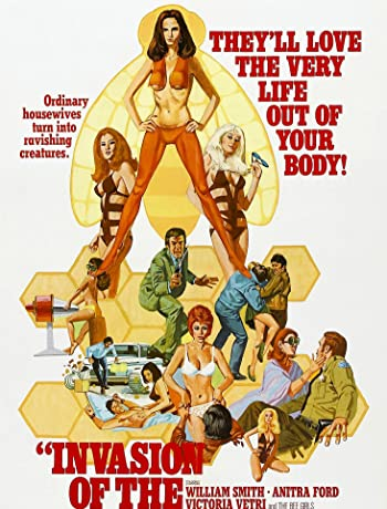 Invasion of the Bee Girls (1973) 720p