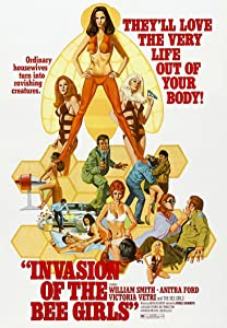 Brrip movies direct download Invasion of the Bee Girls [640x352]