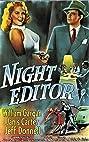 Night Editor (1946) Poster