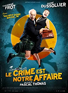 Hollywood movies full free download Le crime est notre affaire by Pascal Thomas [720x1280]