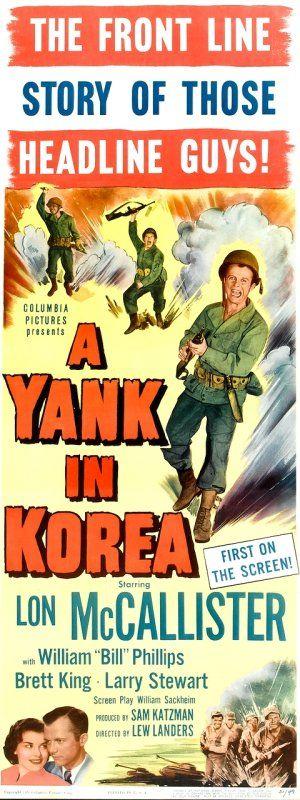 Lew Landers A Yank in Korea Movie