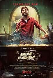 Jagame Thandhiram (2021) HDRip Tamil Full Movie Watch Online Free