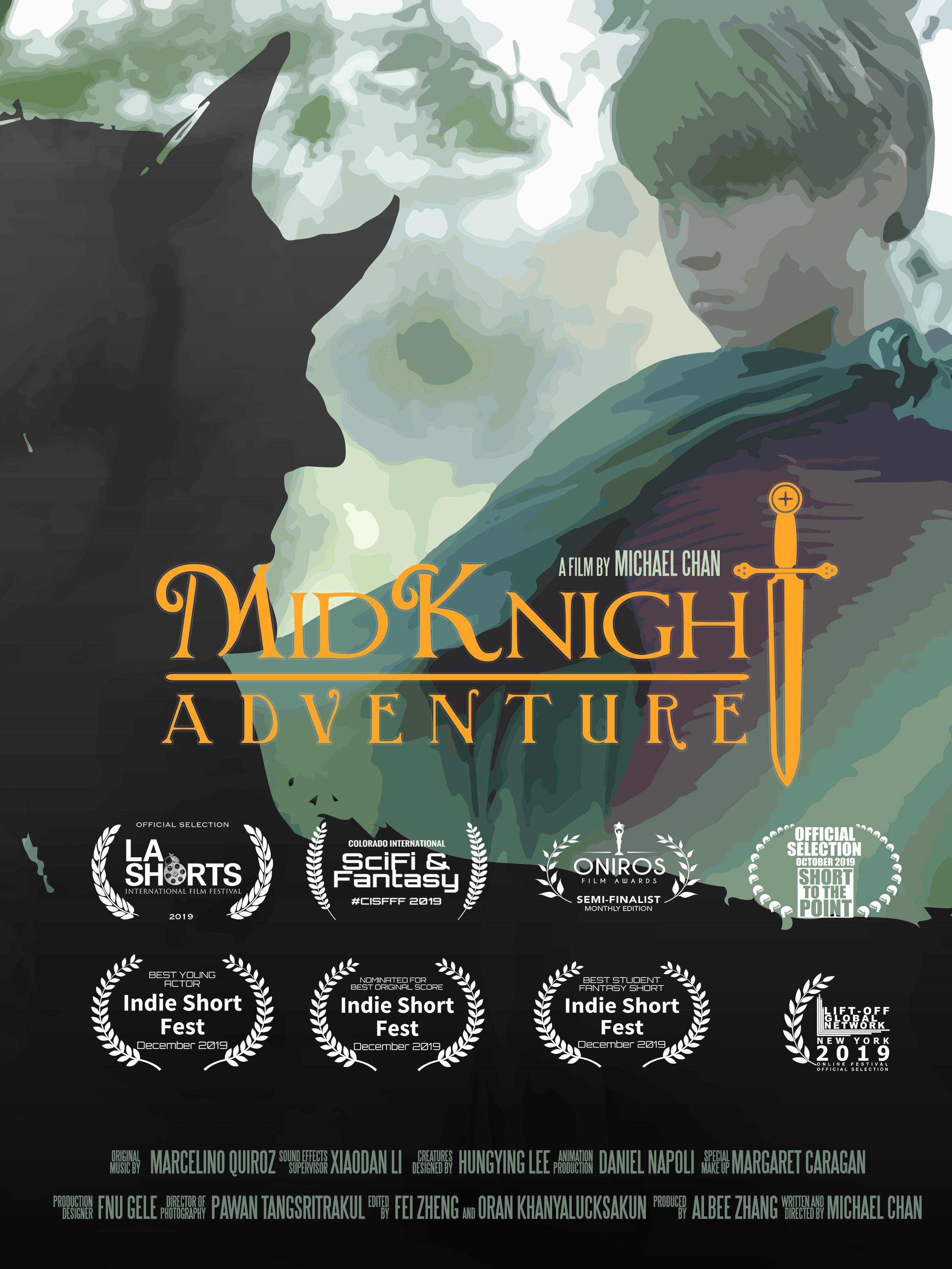 دانلود زیرنویس فارسی فیلم MidKnight Adventure