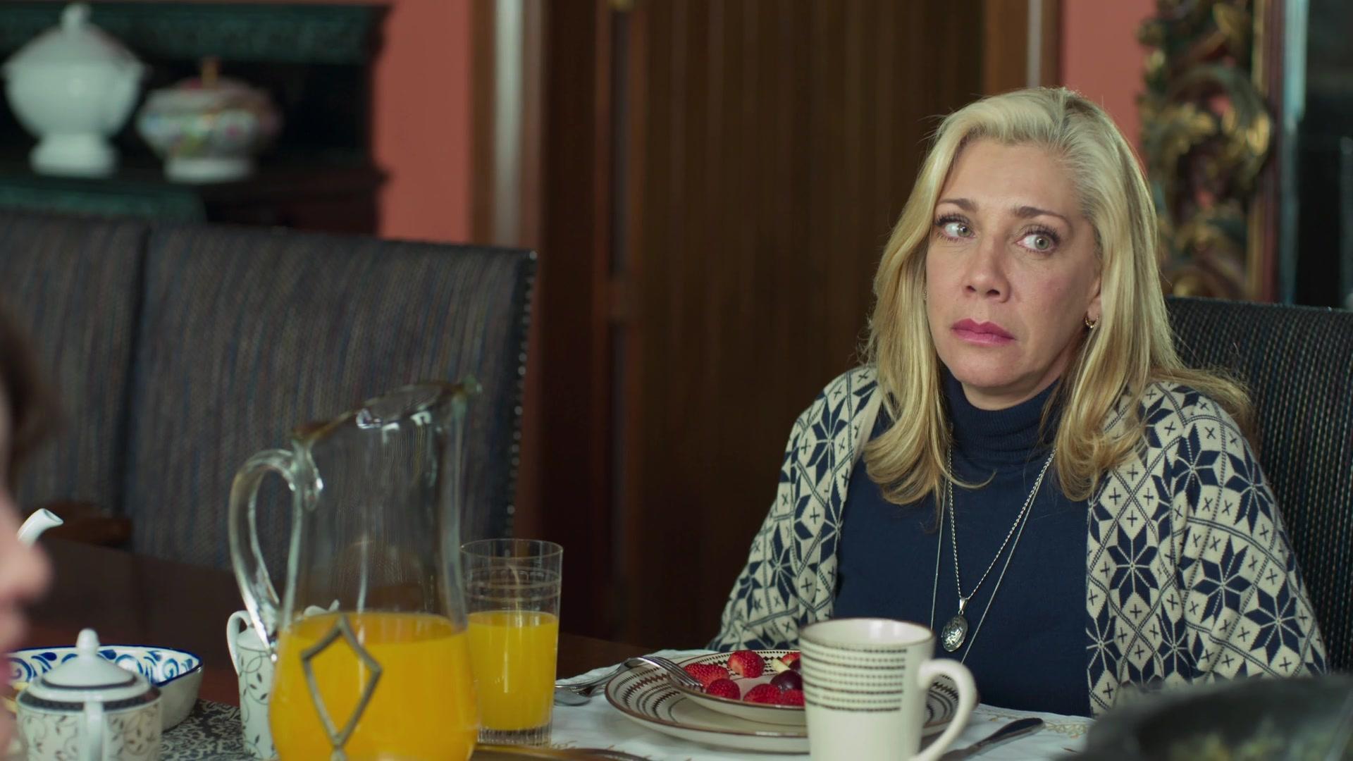 Cynthia Klitbo in El dragón (2019)