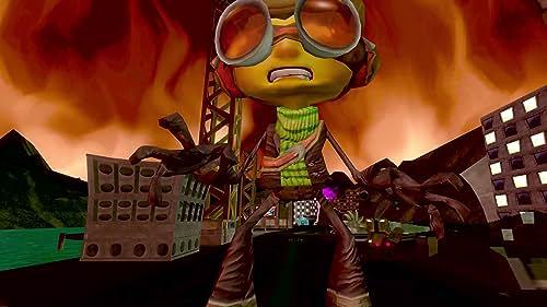 Psychonauts (Xbox Game Pass Trailer)