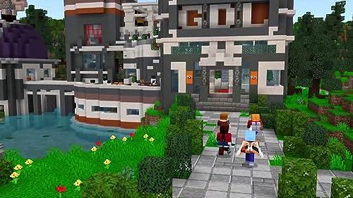 Minecraft: Community Celebration: Terra Swoop Force Trailer