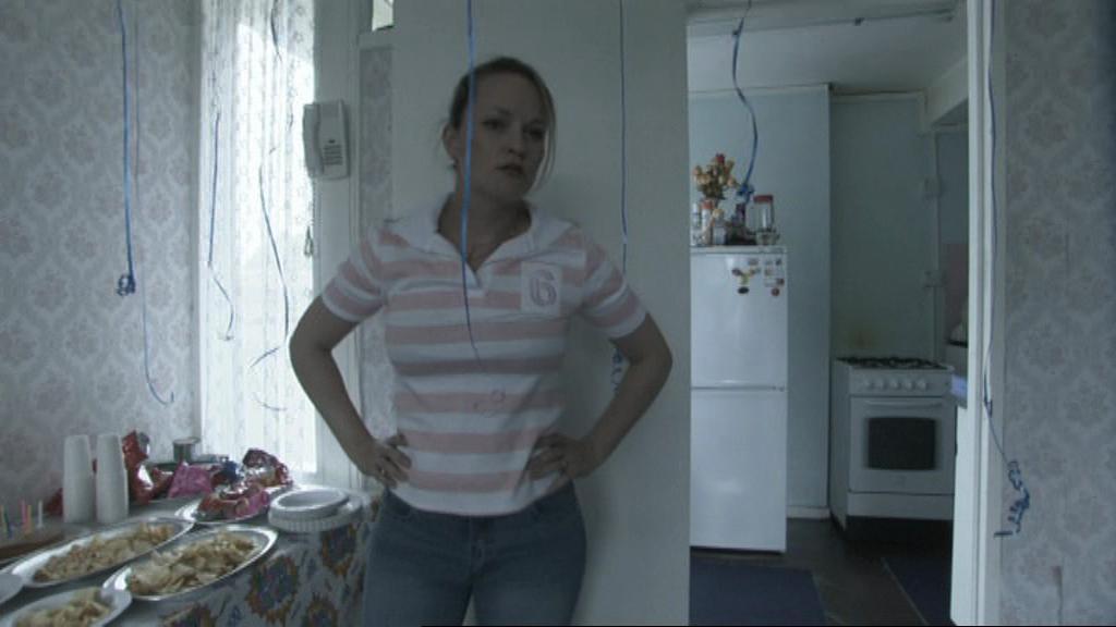 Charlotte Palmer in 15 Storeys High (2002)