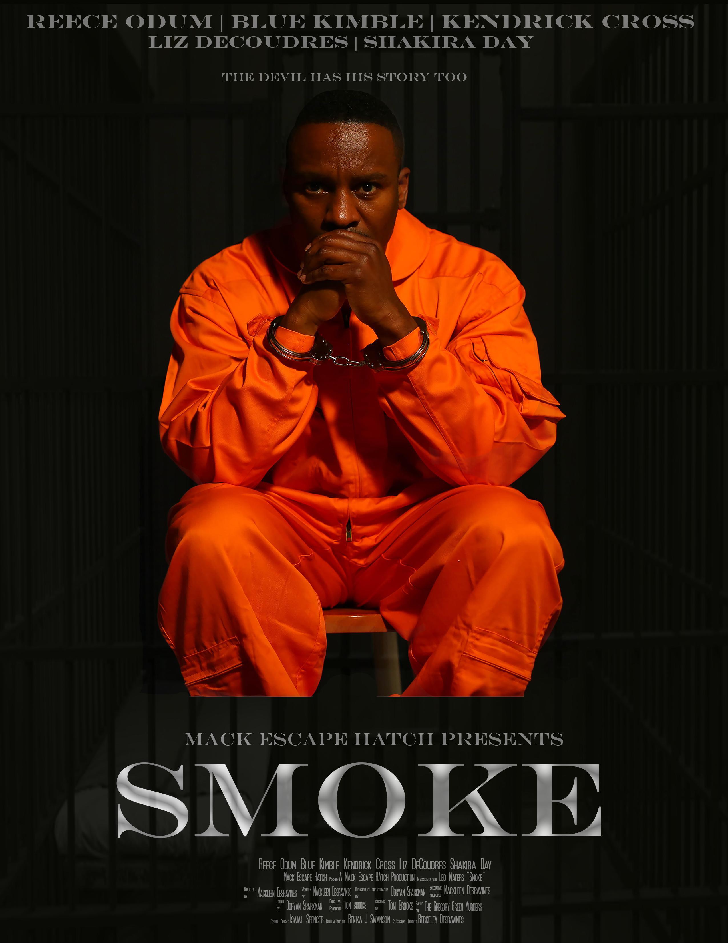 Kendrick Cross in Smoke (2018)
