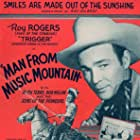 Roy Rogers and Trigger in Man from Music Mountain (1943)