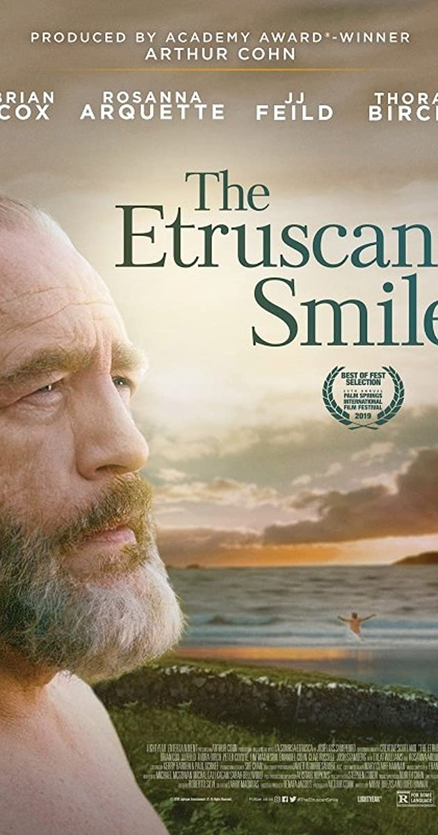 Subtitle of The Etruscan Smile
