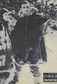 Buck Jones and Irene Rich in Snowdrift (1923)
