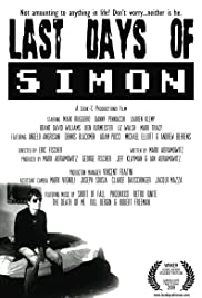 Last Days of Simon Poster