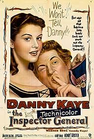 Danny Kaye in The Inspector General (1949)