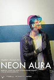 Neon Aura Poster