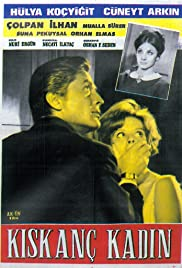 Kiskanç kadin Poster