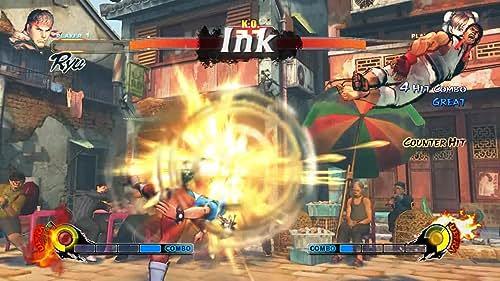 Street Fighter IV: E3 2009 Gameplay Trailer