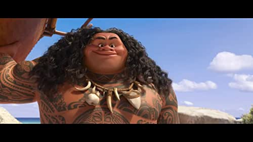 A young woman uses her navigational talents to set sail for a fabled island. Joining her on the adventure is her hero, the legendary demi-god Maui.