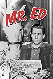 Mister Ed Poster - TV Show Forum, Cast, Reviews