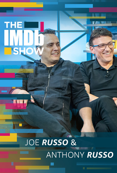 Anthony Russo and Joe Russo in The Russo Brothers (2019)