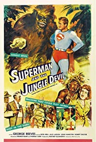 Primary photo for Superman and the Jungle Devil