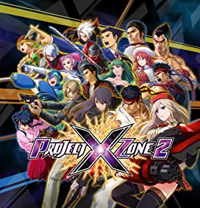 Project X Zone 2 hd mp4 download