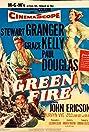 Green Fire (1954) Poster