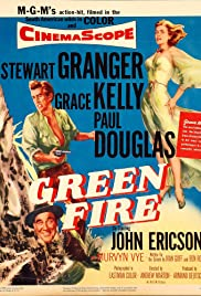 Green Fire (1954) Poster - Movie Forum, Cast, Reviews
