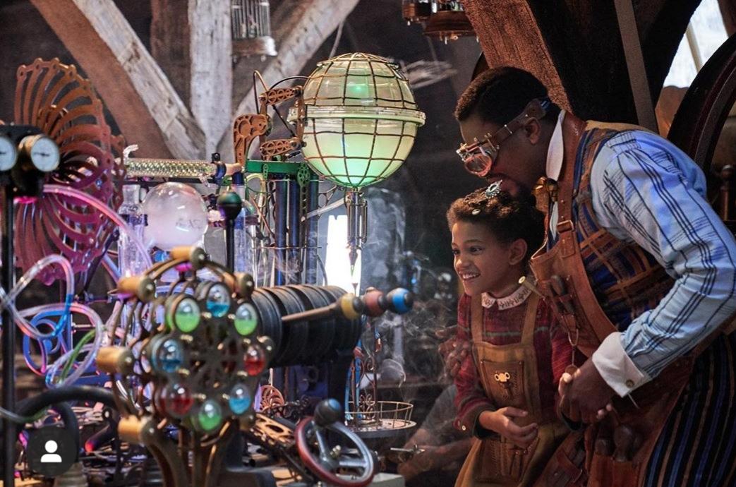 Jingle Jangle: A Christmas Journey (2020) - Photo Gallery - IMDb