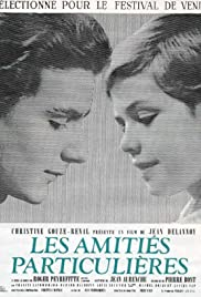 Les amitiés particulières (1964) Poster - Movie Forum, Cast, Reviews