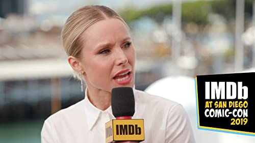"Which ""Veronica Mars"" Characters Would Kristen Bell Send to the ""Good Place""?"